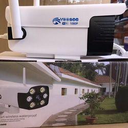 CAMERA YOOSEE NGOÀI TRỜI 1080P 2 anten giá sỉ