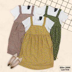 Đầm bầu yếm 2 dây 2899