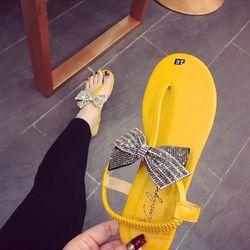 Giày sandal bệt no giá sỉ