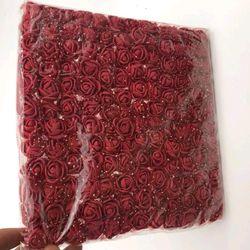 sỉ Hoa hồng mini màu y hình dùng trang trí tiệc đủ màu giá sỉ