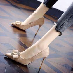 Giày cao gót sơn cao 9f