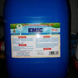 Chế phẩm vi sinh EM gốc EM1 giá sỉ