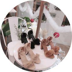 Giày sandal bản lông giá sỉ