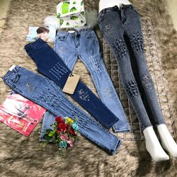 quần jean nữ 01/2020 giá sỉ