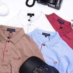 áo thun nam về 4 màu cơ bản cực dễ mix đồ giá sỉ