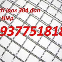 công ty cung cấp lưới inox 304-lưới inox 210-lưới inox 316 chống côn trùng giá sỉ