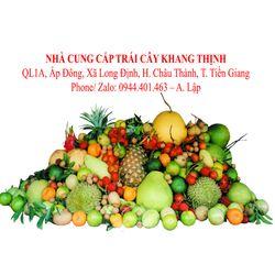 Nhà cung cấp trái cây Khang Thịnh - Tiền Giang giá sỉ