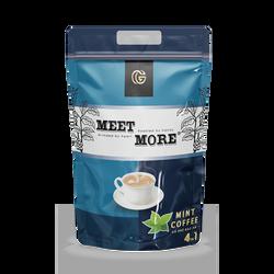 Cà phê bạc hà hòa tan Meet More 900g Bịch 50 Gói giá sỉ