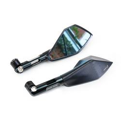 Cặp gương chiếu hậu xe máy mô tô Rizoma Tomok 5 cạnh giá sỉ