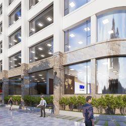 Cho thuê văn phòng tại Tòa văn phòng C Plus Office cuối đường Thành Thái Cầu Giấy Hà Nội