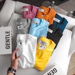 áo thun nam trơn 100 cotton full màu cho ae lựa giá sỉ