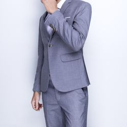vest nam cao cấp chất vải cực đẹp màu xám giá sỉ