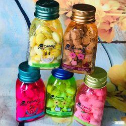 Kẹo Play Candy dưa hấu đào chanh Thái Lan hủ 22gram giá sỉ