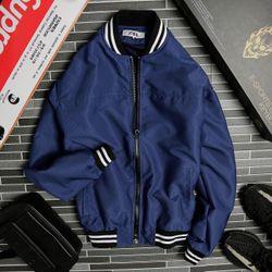 áo khoác gió nam màu xanh ngọc giá sỉ