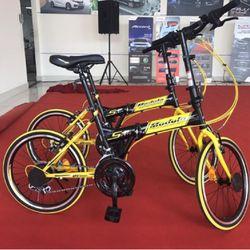 Xe đạp gấp Honda giá sỉ