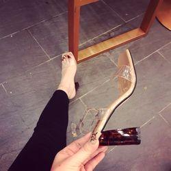 Giày sandal got phối màu siêu đẹp