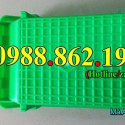 Kệ nhựa A5khay nhựa giá rẻthùng nhựa vát đầukệ nhựa linh kiện giá sỉ