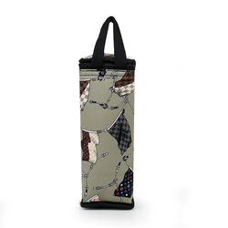 Túi giữ nhiệt bình nước họa tiết lá cờ hoa giá sỉ