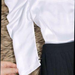 Set chân váy kèm áo
