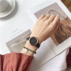Đồng hồ Doukou cao cấp dây da sành điệu giá sỉ