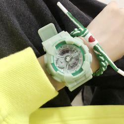 Đồng hồ thể thao nam nữ Shhors Sport Watch chống nước full chức năng giá sỉ
