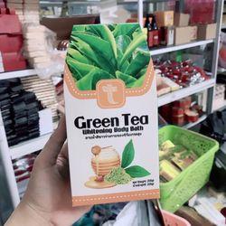 Tắm Trắng Trà Xanh GREEN TEA Thái giá sỉ