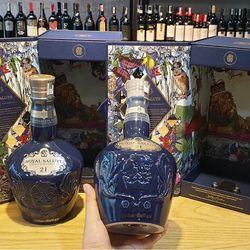Rượu Chivas 21 năm giá sỉ