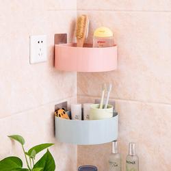 Kệ dán góc tường nhà tắm nhà bếp tiện dụng giá sỉ