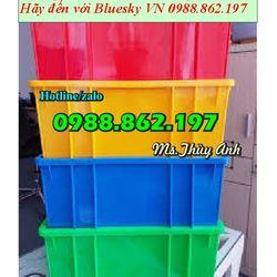 thùng nhựa màu xanh lá thùng nhựa đặckhay đựng bulong khay nhựa giá rẻ giá sỉ
