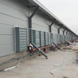 Giải pháp làm mát xưởng may giảm 5-10 độ C