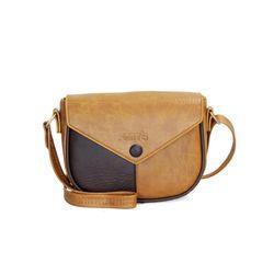 Túi đeo chéo nữ CNT TĐX51 cá tính BÒ LỢT giá sỉ