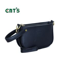 Túi đeo chéo nữ CNT TĐX50 thời trang ĐEN giá sỉ