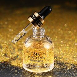 Serum Bụi Vàng 24k Pure Gold VZ Real Gold Luxury Effect