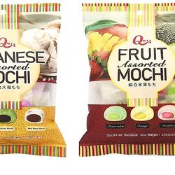 Bánh Mochi Thập Cẩm Trà Xanh Khoai Môn Đậu Đỏ và Thập Cẩm Trái Cây 9 bánh/1 gói 120g Date 11/2020 giá sỉ