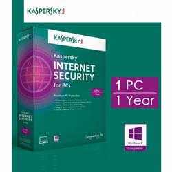 Phần mềm diệt virus kaspersky internet security cho 1 máy tính giá sỉ