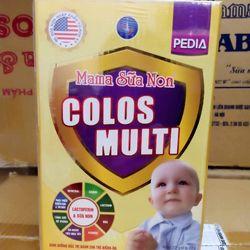 mama sữa non colos multi pedia, Ao, A1, grow iq giá sỉ