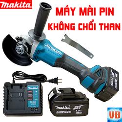 Máy Mài Pin Makita 72V - Không Than - Pin 10 Cell - 100 Đồng Máy cắt sắt tường gỗ giá sỉ