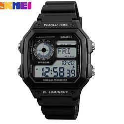 Đồng hồ nam điện tử đa chức năng skmei 1373 giá sỉ