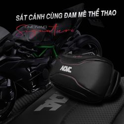 Túi đeo chéo Nam/ túi bao tử/ túi đeo hông NOVAC Signature 8 giá sỉ