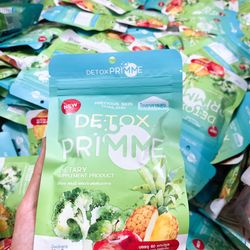 Detox giảm cân khữ mỡ giá sỉ