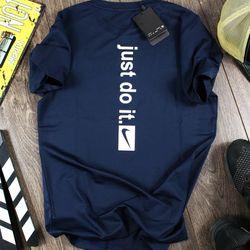 Quần áo thể thao - Nike just do it thun dệt kim xịn - co giãn 4 chiều- giá xưởng giá sỉ