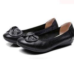Giày búp bê da cao cấp giá sỉ