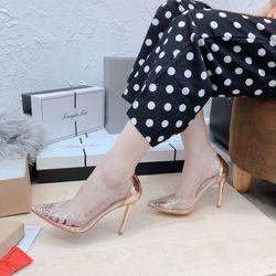 Giày Cao Gót LBT Trong Đá giá sỉ