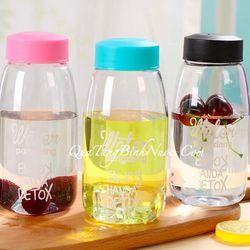 Bình Nước Nhựa PongDang 500ml Q056 giá sỉ