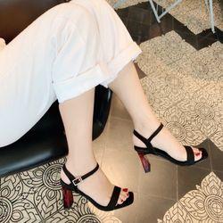 Giày Sandal Cao Gót Zarar giá sỉ