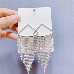 Bông tai thiết kế Hàn Quốc AB2522 giá sỉ