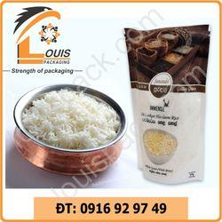 Bao bì đựng gạo - túi đựng gạo giá sỉ
