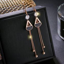 Bông tai titan AB5100 giá sỉ