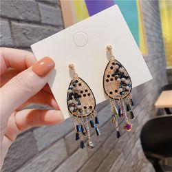 Bông tai thiết kế Hàn Quốc AB49301 giá sỉ