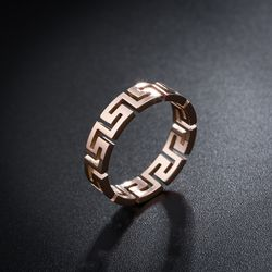 Nhẫn titan size 6 AN4762 giá sỉ